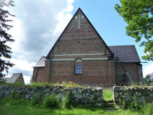 Kostol sv. Kríža v Hattule