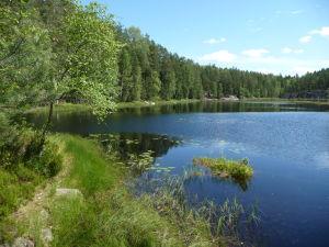 Fínske jazerá sú jednoducho krásne