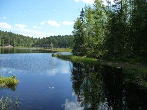 Fínsko je krajinou tisícich jazier