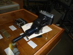 Fotoaparát so širokým záberom použiteľný pre pozorovanie cez dieru v stene