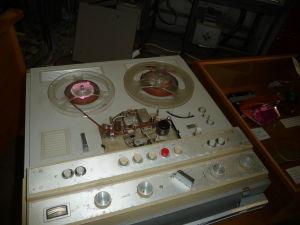 Záznamové zariadenie používané KGB