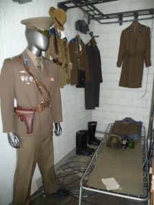 Uniformy príslušníkov KGB
