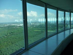 Vyhliadka z TV veže v Tallinne