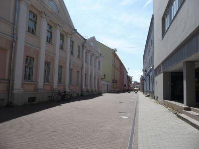 Ulice starého mesta
