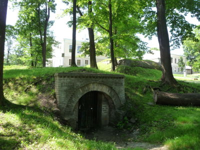Bunker na vrchu Toome