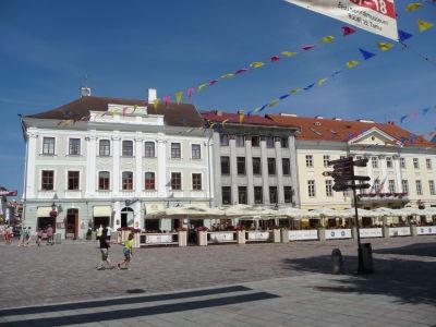 Centrum mesta - Radničné námestie