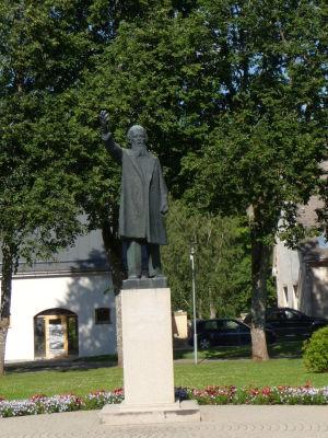 Pamätník Ata Kronvalda