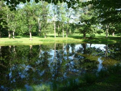 Sigulda je plná parkov