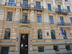Nemecké Art Nouveau (Jugendstil) v Rige