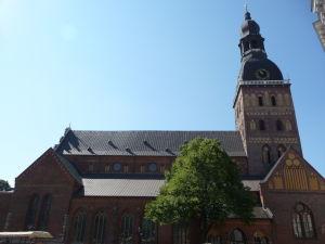 Rižská katedrála