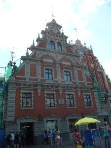 Radničné námestie - Dom Čiernohlavcov