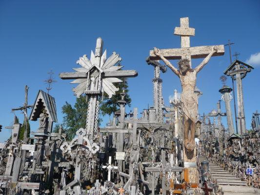 Hora krížov v Litve