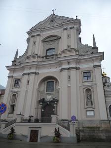 Kostol sv. Terezy