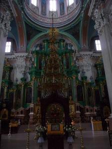 Kostol Ducha Svätého - Hlavný oltár