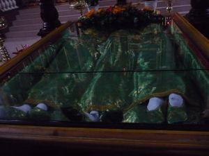 Kostol Ducha Svätého - Tri mrtvolky