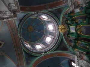 Kostol Ducha Svätého - Kupola