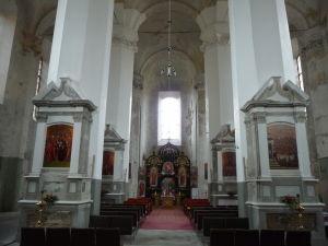 Chrám sv. Trojice - Hlavná loď