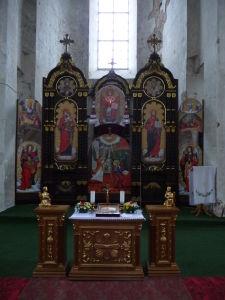 Chrám sv. Trojice - Hlavný oltár