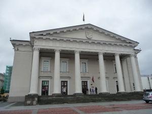 Vilniuská radnica