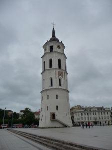 Vilniuská katedrála - Zvonica