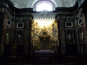 Vilniuská katedrála - Kaplnka s hrobkou sv. Kazimíra