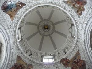 Vilniuská katedrála - Kupola