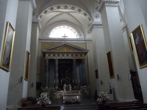 Vilniuská katedrála - Hlavný oltár