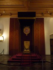 Trón pre litovského veľkovojvodu a poľského kráľa