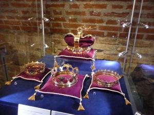 Litovské korunovačné klenoty