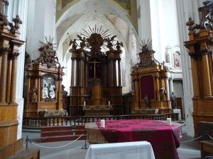 Chrám sv. Anny - Hlavný oltár