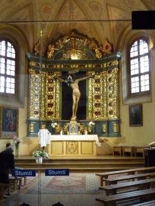 Chrám sv. Anny - Bočná kaplnka