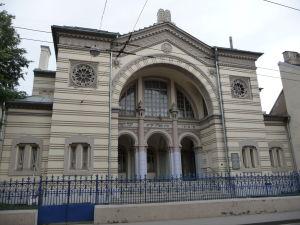 Chorálna synagóga