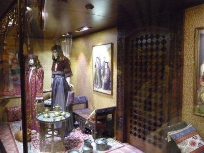 Typické oblečenie žien Karaitov