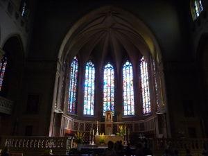Katedrála Notre-Dame - Hlavný oltár