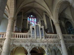 Katedrála Notre-Dame - Organ