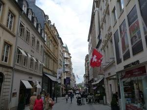 Horné mesto (Ville Haute)