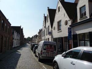 V uličkách Brugg