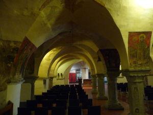 Ghent - Katedrála sv. Bava (Sint Baafskathedraal) - Krypta
