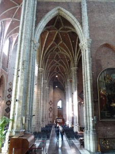 Ghent - Katedrála sv. Bava (Sint Baafskathedraal)