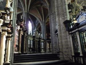 Ghent - Katedrála sv. Bava (Sint Baafskathedraal) - dá sa tu aj stratiť