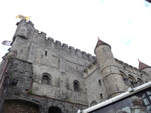 Grófsky hrad (Gravensteen)