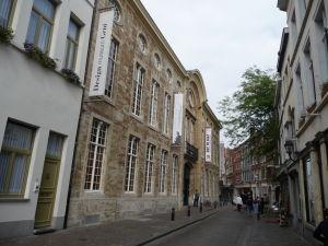 V uliciach Ghentu - Múzeum dizajnu