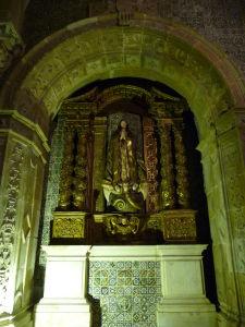 Coimbra - Stará katedrála