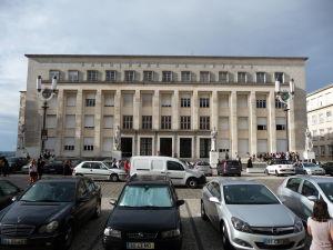 Univerzita v Coimbre - Fakulta literatúry