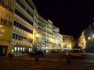 Coimbra - Staré mesto - Obchodné námestie (Praça do Comércio)