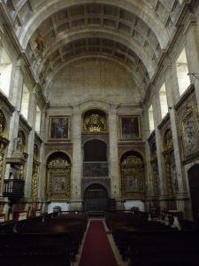Nový kláštor Santa Clara - Chrám