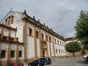 Coimbra - Nový kláštor Santa Clara