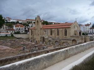 Coimbra - Starý kláštor Santa Clara