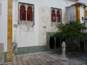 Vnútorný dvor paláca