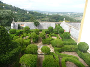 Palácová záhrada